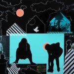 Bone House Series - Aqua