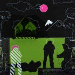 Bone House Series - Green