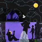 Bone House Series - Purple