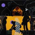 Bone House Series - Yellow